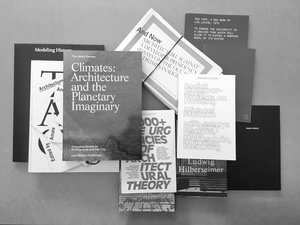 Columbia Books on Architecture and the City